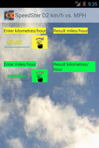km h vs mph speedster d2 android apps on google play. Black Bedroom Furniture Sets. Home Design Ideas