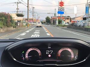 5008 P87AH01 GT BlueHDIのカスタム事例画像 青キングさんの2018年08月05日09:16の投稿