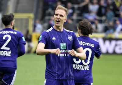 Lukasz Teodorczyk est de retour en Belgique : le Polonais rejoint Charleroi !