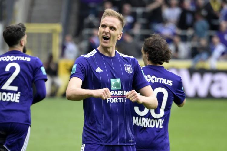 Lukasz Teodorczyk est de retour en Belgique !