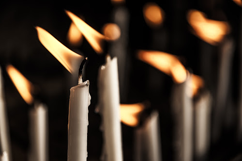 Candles by Ahmet AYDIN - Novices Only Objects & Still Life ( candles, burning )