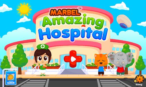 Marbel - Hospital Adventure apktram screenshots 5