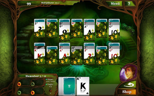 Magic Cards Solitaire (engl.) image | 4