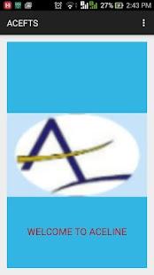 ACEFTS screenshot