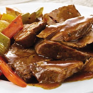 Slow Cookers Savory Pot Roast.