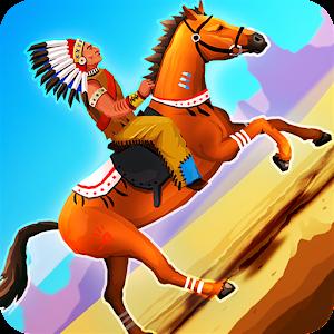 Wild West Race MOD APK aka APK MOD 3.46 (Unlimited Money)