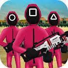 Adventure Game : Squid Game 3D
