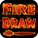 Fire Draw - Paint with Flames! icon