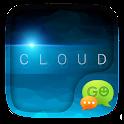 GO SMS PRO CLOUD THEME icon