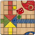Ludo Parchis Classic Woodboard 32.0 icon