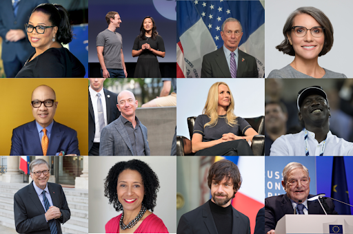 The IP Power List: Meet the 100 Most Powerful Players in Philanthropy