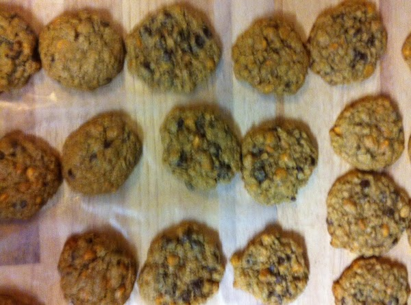 Heat oven to 350   Beat together butter & sugars until creamy. Add eggs &...