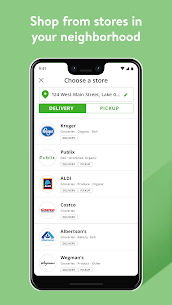 Instacart: Same-day grocery delivery 6.9.4 2