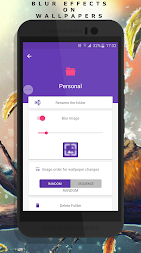 Auto Wallpaper Changer (CLARO Pro) APK screenshot thumbnail 15