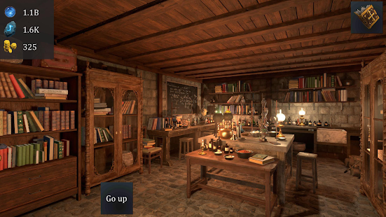 Download Wizards Greenhouse Idle For PC Windows and Mac APK