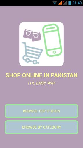 Shop Online Pakistan