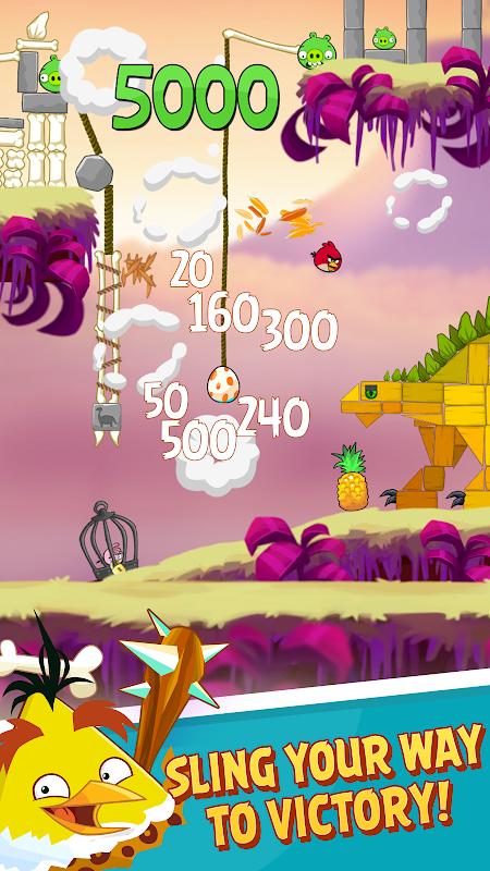Angry Birds Classic screenshots