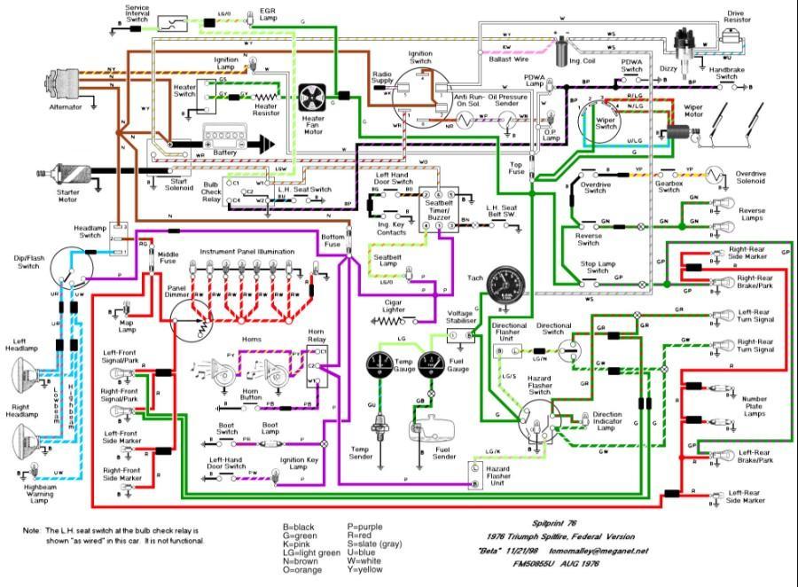 Ungewöhnlich Kfz Schaltplan Bilder - Elektrische Schaltplan-Ideen ...