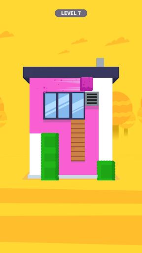 Code Triche House Paint APK MOD screenshots 5