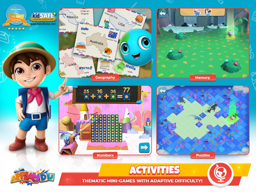 Applaydu - Official Kids Game by Kinder screenshots 11