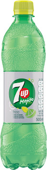 7UP - 500ml, Mojito