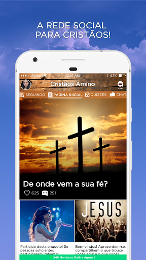 Cristu00e3os Amino 2.2.27032 screenshots 1