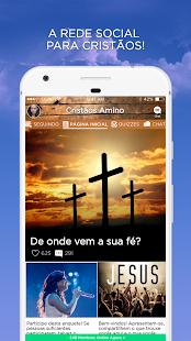 Cristãos Amino - náhled