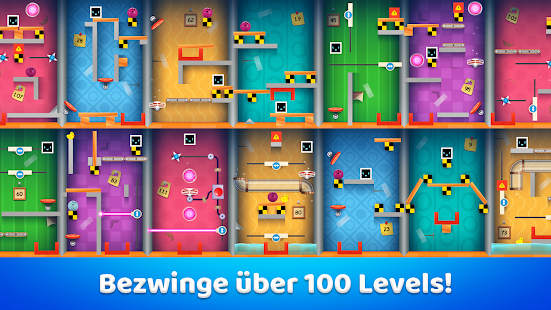 Heart Box - Physikrätsel Spiel Screenshot