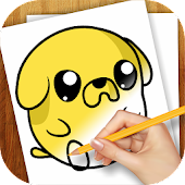 Learn to Draw Adventures Time