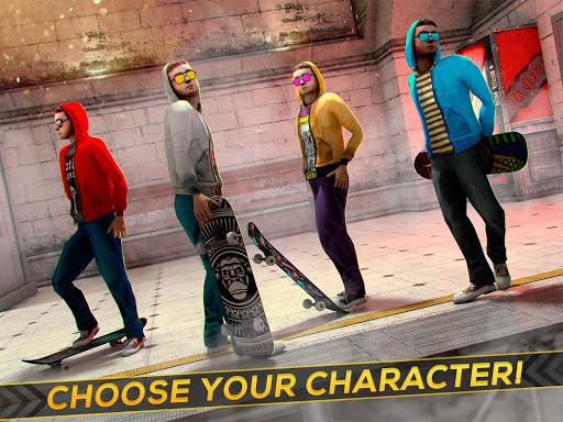 Amazing Skateboarding Game! 1.6.0 screenshots 6