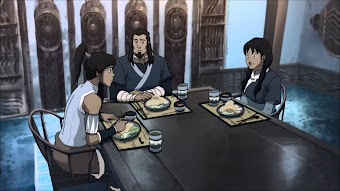 Book 4, Episode 2, Korra Alone