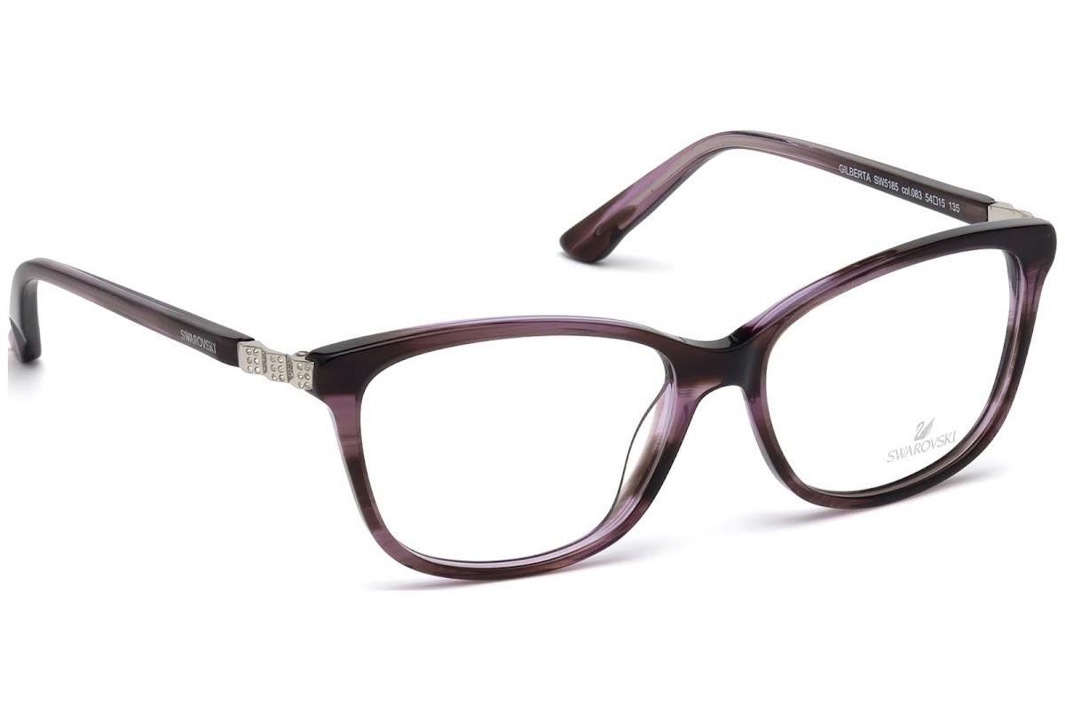 c9245dd716 Buy Swarovski Gilberta SK5185 C51 083 (violet other   ) Frames ...