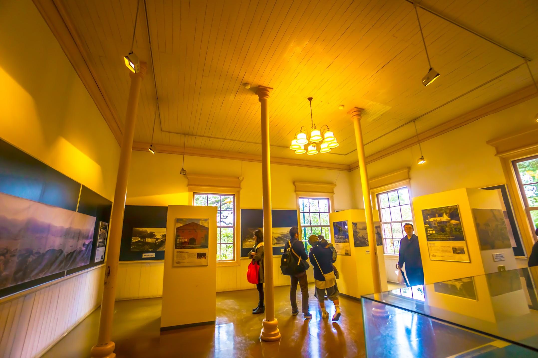 長崎 グラバー園 旧スチイル記念学校2