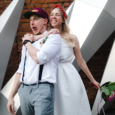 Wedding photographer Olga Baranenkova (baranenkovaolya). Photo of 15.08.2018