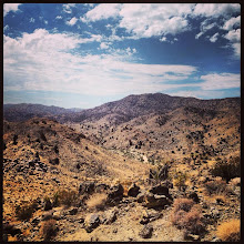 Photo: Above Rattlesnake Canyon