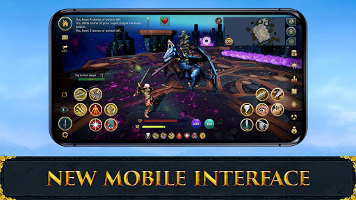 RuneScape Mobile RuneScape_912_6_8_1 screenshots 1