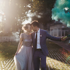 Svatební fotograf Evgeniya Batysheva (b-bee). Fotografie z 19.09.2017