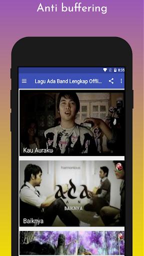 Download Lagu Ada Band : download, Download, Lengkap, Offline, Android, STEPrimo.com