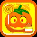 Halloween Tap Pumpkin Candy icon