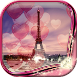 Valentine's Day in Paris Icon