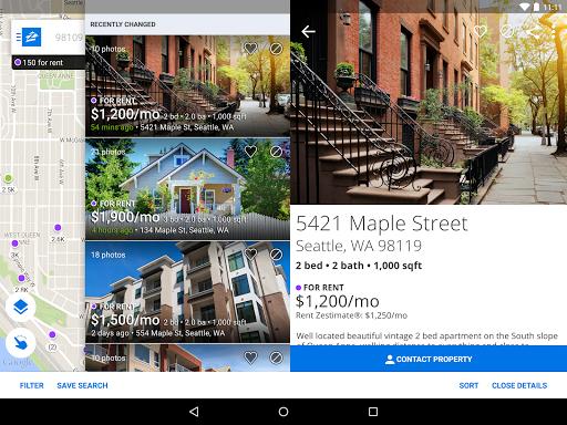 Apartments & Rentals - Zillow 5.3.144.1597 Screenshots 7