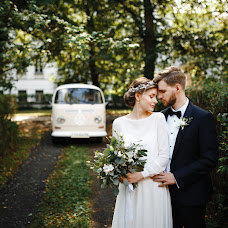Wedding photographer Andrey Vasiliskov (dron285). Photo of 04.09.2018