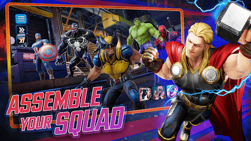 MARVEL Strike Force - Squad RPG  screenshots 1