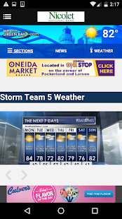 WFRV Local5 News WeAreGreenBay- screenshot thumbnail