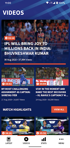 IPL 2020 screenshots 2