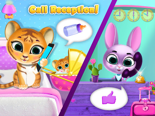 Kiki & Fifi Pet Hotelu2013 My Virtual Animal House 1.0.45 screenshots 10