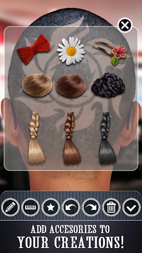 Draw on the hair prank|玩娛樂App免費|玩APPs