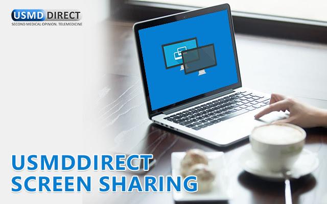 USMD Screen Sharing