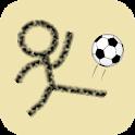 Kick Ball (AR Soccer) icon