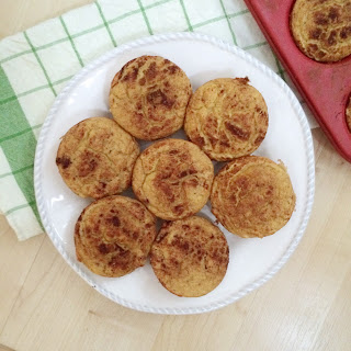 Low Carb Doughnut Muffins.
